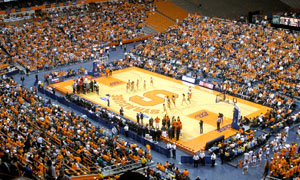 Carrier Dome - basketball