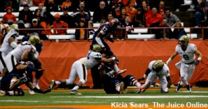 Syracuse was missing key players