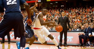 No. 2 Syracuse beat old foe No. 8 Villanova