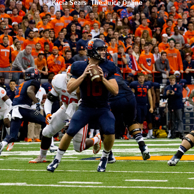 New Year's Resolutions for Syracuse football - The Juice ...