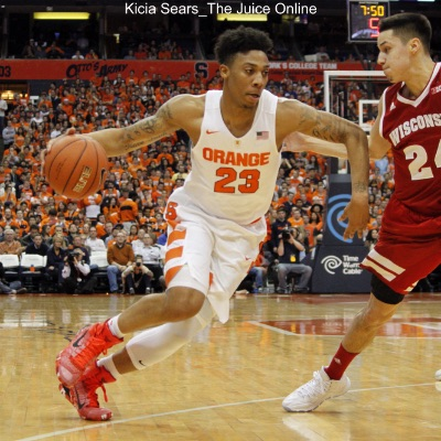 Is Eight Enough For 2016 17 Syracuse Basketball The Juice Online