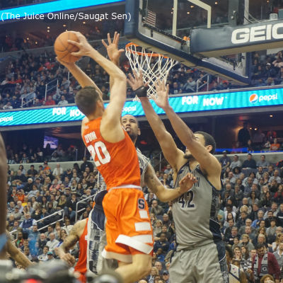 Nba Draft Gives Syracuse Basketball Fans Opportunity To Follow