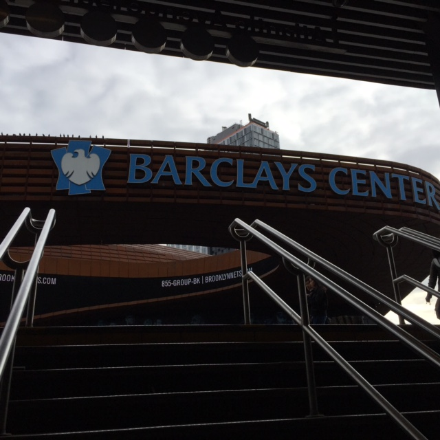 Brooklyn's Barclays Center