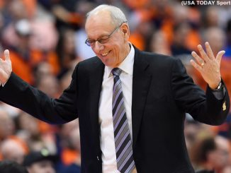 NCAA Basketball: Jim Boeheim, Syracuse