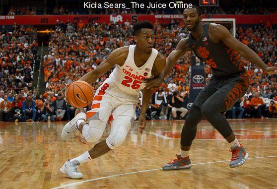 The Syracuse Basketball Half Decade Team 2013 18 The Juice Online