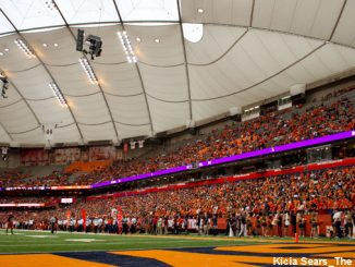 Syracuse football Carrier Dome