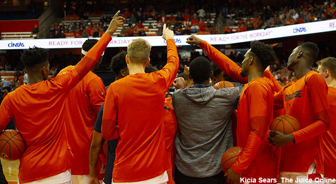 4b4070536 Orange Watch: Syracuse basketball should have 'Orange Out' against ...