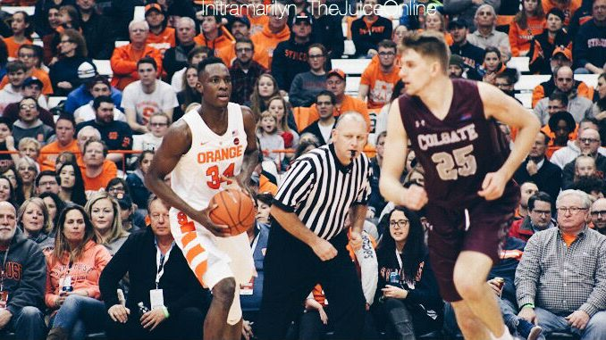 Who Will Start For The Orange 2019 Syracuse Basketball