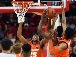NCAA Basketball: Syracuse at N.C. State