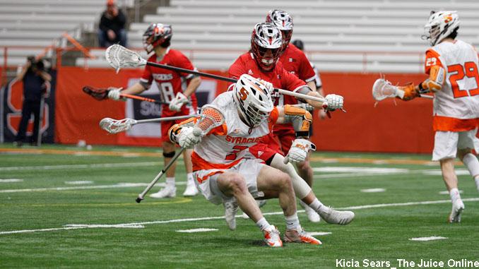 Rutgers Syracuse Lax