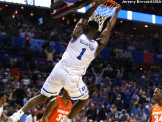 NCAA Basketball: ACC Conference Tournament-Duke vs Syracuse