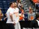 Syracuse assistant coach Gerry McNamara