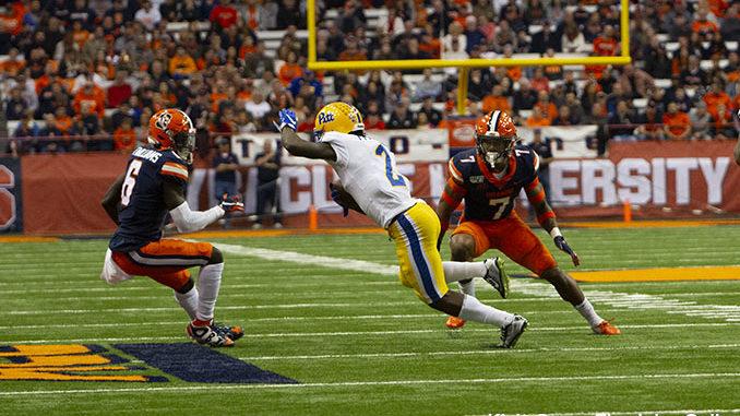 Syracuse Pittsburgh Football