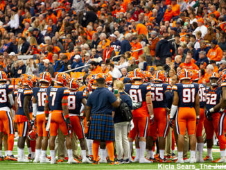 Syracuse Football Timeout