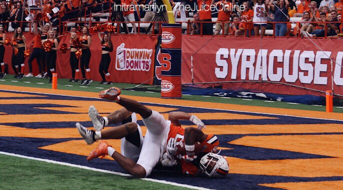 Orange Watch With 3 3 Record Syracuse Football Will Now