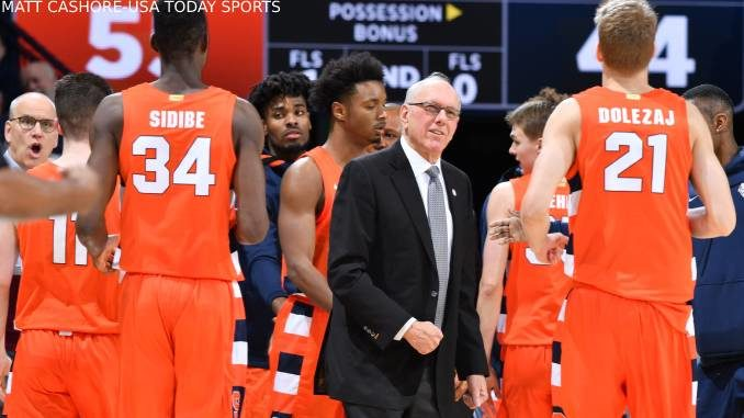 Redemption For Syracuse Basketball With A Dash Of Revenge