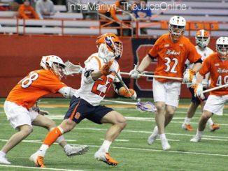 Syracuse Lacrosse v. Hobart