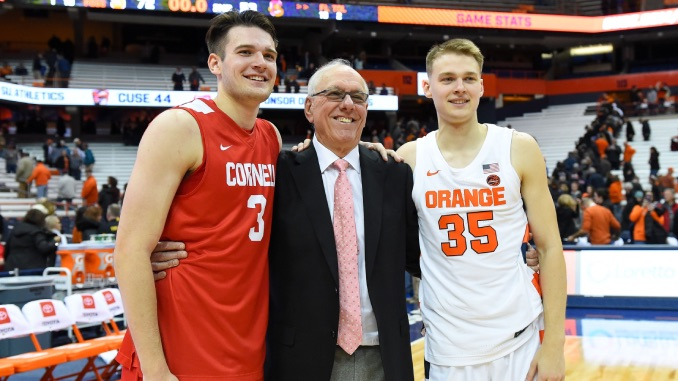 Jimmy Boeheim brings 'hard-nosed' style to Syracuse basketball