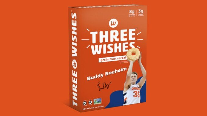 Three Wishes Buddy Boeheim