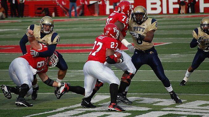 Rutgers Ray Rice